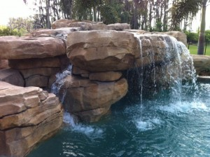 Orlando Swimming Pool Design & Builder, Fountains, Waterfalls ...