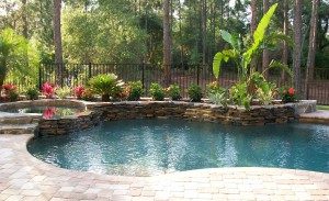 Orlando Swimming Pool Design & Installation, Chlorine or Salt Water? -