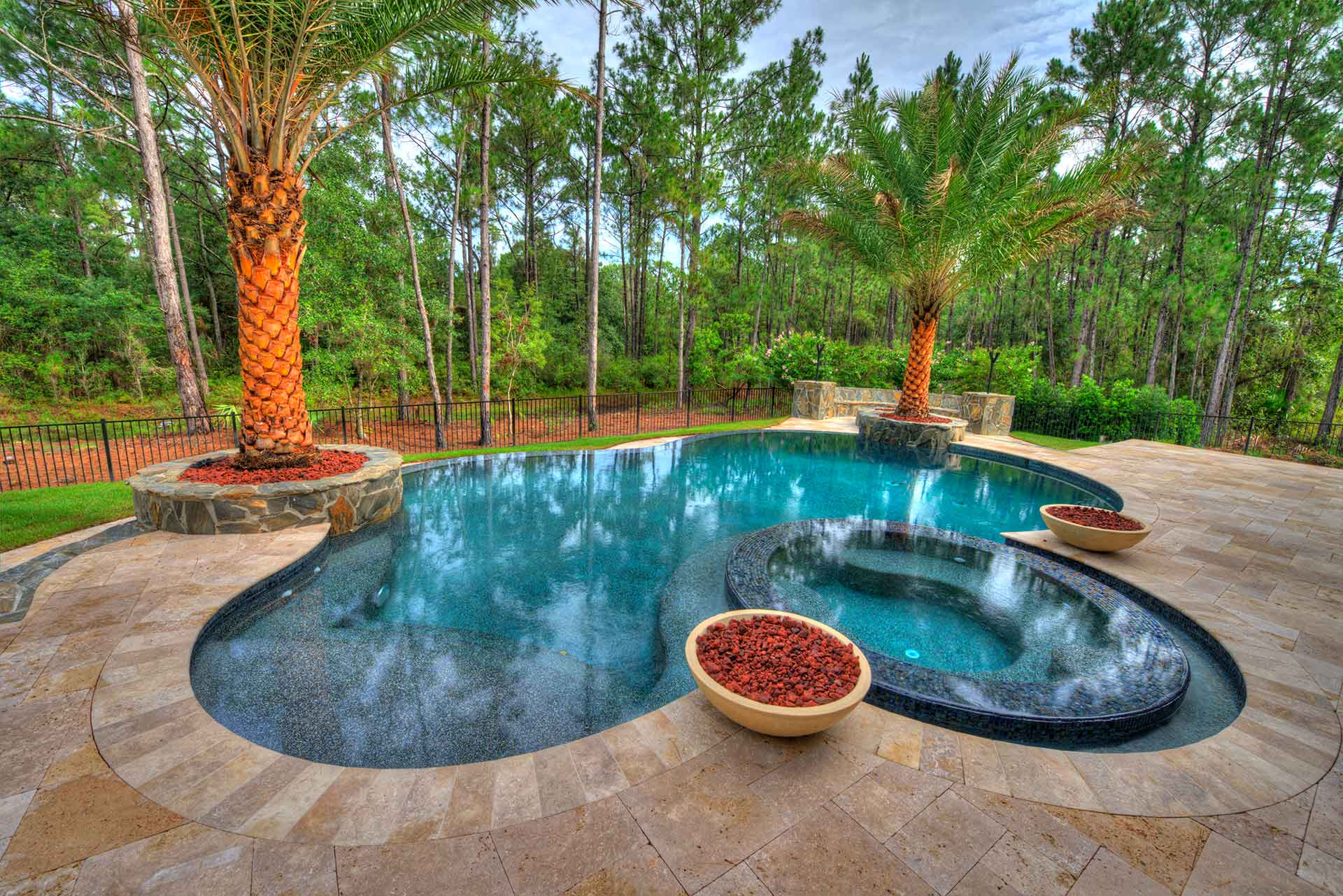 Affordable Construction of a Central Florida Swimming Pool